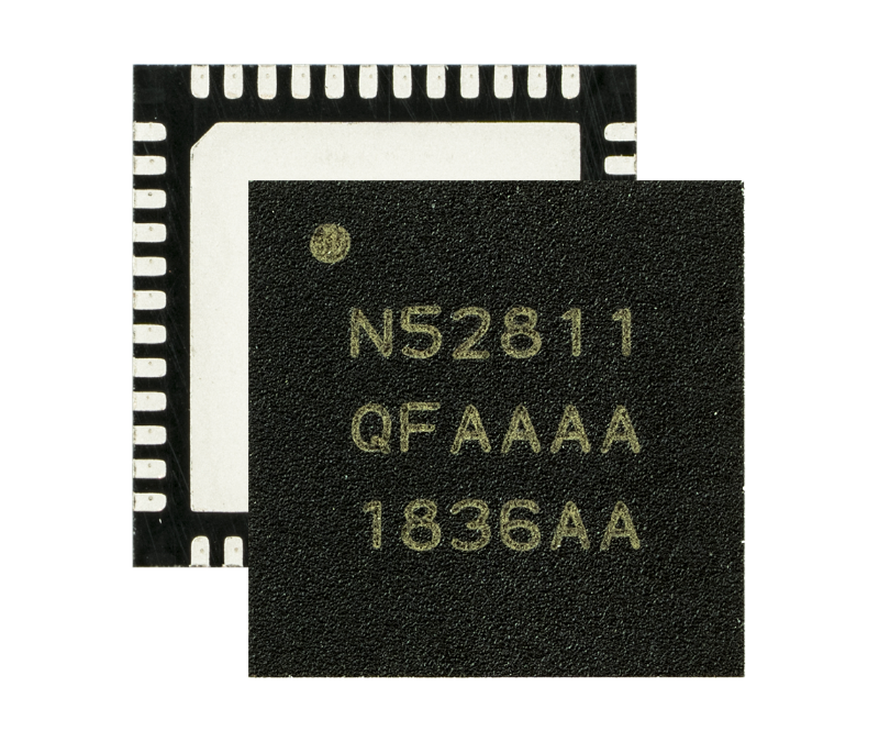 Nordic introduces nRF52811 SoC supporting Bluetooth 5.1 Direction Finding and other protocols for home and industry applications requiring broad connectivity options